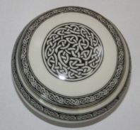 Trinket Box - Celtic Circle Design